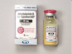 Fungal infection treatment fungal skin infections for Amphotericin b tablets